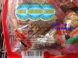 Ảnh số 5: Kẹo Lạc Sơn Lâm - Đặc sản Hàn Nội - Giá: 22.000