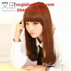 Ảnh số 37: Korea - tóc thẳng mái bằng Tóc có da đầu chịu nhiệt - Giá: 700.000