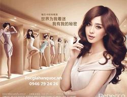 Ảnh số 76: tóc xoăn sóng xinh Hàn quốc - Giá: 750.000