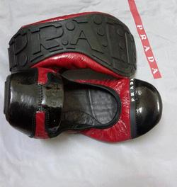 Ảnh số 3: Giày múa nữ Prada - Giá: 1.800.000