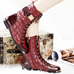 Ảnh số 86: Giày Martin cao cấp bóng đẹp model 2012 -  B0086 - Giá: 1.300.000