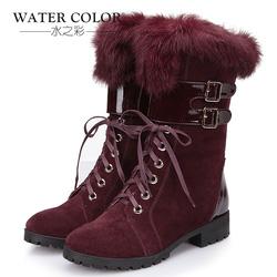 Ảnh số 87: Boot da lạc đà đẹp model 2012 -  B0087 - Giá: 1.500.000