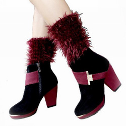 Ảnh số 95: Boot đẹp da cừu model 2012 -  B0095 - Giá: 1.200.000
