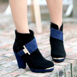 Ảnh số 96: Boot đẹp da cừu model 2012 -  B0096 - Giá: 1.200.000