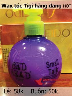 Ảnh số 60: Wax tóc TiGi Small Talk - Giá: 39.949.249