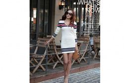 Ảnh số 1: Váy thu thời trang (RX119) - Giá: 200.000