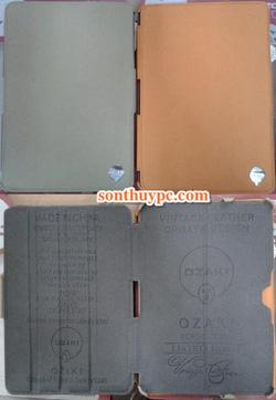 Ảnh số 1: Bao da Ozaki Samsung Galaxy Tab 10.1