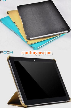 Ảnh số 6: Bao da ROCK Samsung Galaxy Tab 10.1