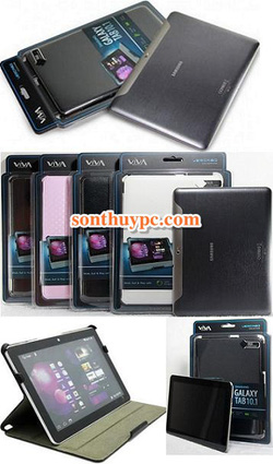 Ảnh số 7: Bao da Viva Samsung Galaxytab 10.1