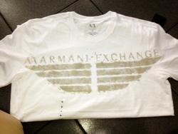 Ảnh số 33: Armani Exchange Logo  T-Shirt - Giá: 550.000