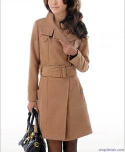 Ảnh số 77: Áo khoác nữ dáng dài Hàn Quốc 2014: AC022 - Giá: 1.300.000