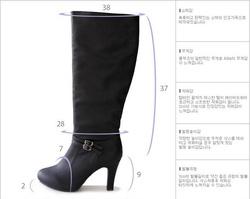 Ảnh số 75: MS 13 : hamilton ( Boot cao cổ ) - Giá: 1.390.000