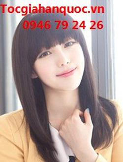 Ảnh số 53: E358 Korea tóc bộ có da đầu, chịu nhiệt - Giá: 700.000