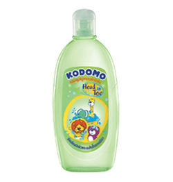 Ảnh số 24: Sữa tắm trẻ em KODOMO - Giá: 90.000