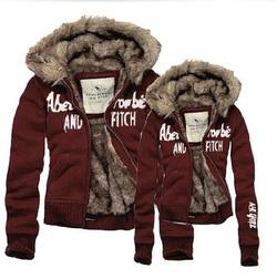 Ảnh số 41: Áo khoác Abercrombie&Fitch ( đỏ mận ) - Giá: 1.200.000
