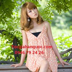 Ảnh số 62: Tóc dành cho Cô Dâu xinh xoăn ôm vai Hàn quốc - Giá: 700.000