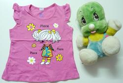 Ảnh số 43: áo hồng em bé - Giá: 62.000