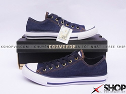 Ảnh số 45: Giày Converse Jean khuya đồng - Giá: 299.000