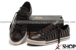 Ảnh số 22: Giày Converse City Hunter thấp cổ nâu - Giá: 499.000