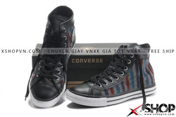 Ảnh số 27: Giày Converse City Hunter cao cổ đen - Giá: 499.000