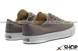 Ảnh số 29: Giày Converse Grey 2012 thấp cổ - Giá: 450.000