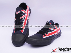 Ảnh số 47: Giày Converse Cờ Anh - Giá: 299.000