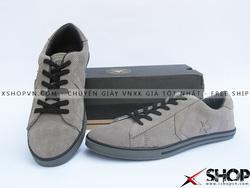 Ảnh số 72: Giày Converse Da Lộn Xám - Giá: 399.000