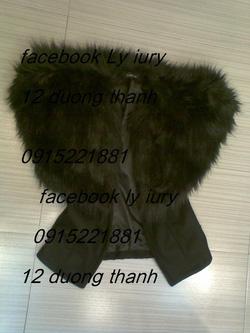 Ảnh số 4: áo lông gile - Giá: 750.000