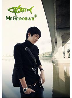 Ảnh số 90: áo thun cổ lọ Hàn Quốc - Giá: 160.000