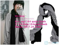 Ảnh số 45: Khăn Zara 90k (nhiều màu) làm đc khăn đôi nhé - Giá: 90.000