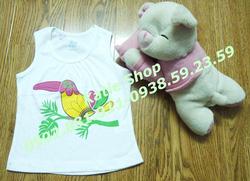 Ảnh số 45: Áo BL chim trắng - Giá: 60.000