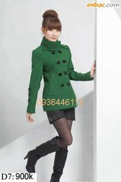 Ảnh số 7: Áo khoác  bichphuong105 - Giá: 900.000