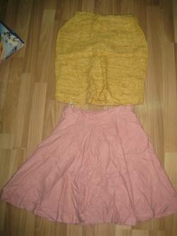 Ảnh số 15: jip vàng size S 100k Váy hồng size s 100k - Giá: 100.000