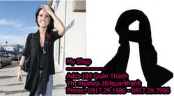 Ảnh số 46: Khăn Zara 90k (nhiều màu) làm đc khăn đôi nhé - Giá: 90.000