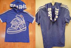 Ảnh số 17: áo phông thể thao có mũ - Giá: 60.000