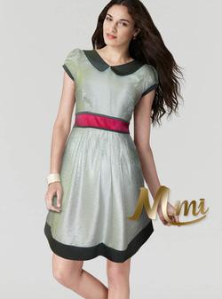 Ảnh số 16: Đầm lụa mềm tùng dún - Giá: 297.500