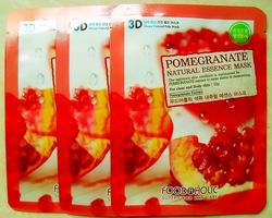 Ảnh số 2: Mặt nạ 3D Foodaholic - Hàn Quốc - Giá: 10.000