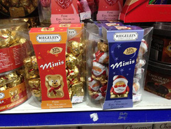 Ảnh số 51: Kẹo socola hộp Mika - Giá: 130.000