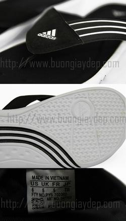 Ảnh số 2: Dép xỏ ngón Adidas xuất khẩu - Giá: 150.000