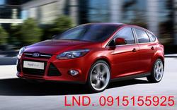 Ảnh số 1: Ford Focus Hatchback 5 cửa - Giá: 749.000.000