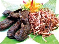 Ảnh số 5: Thịt trâu gác bếp - Giá: 600.000