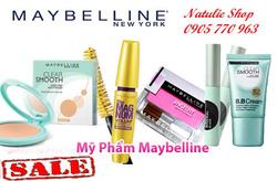 Ảnh số 1: Bộ sản phẩm Maybeline - Giá: 295.000