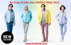 Ảnh số 54: Áo lông vũ UNIQLO - Giá: 1.200.000