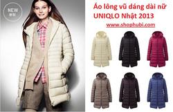 Ảnh số 55: Áo lông vũ UNIQLO dáng dài - Giá: 1.950.000