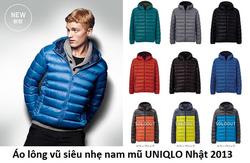 Ảnh số 2: Áo phao lông vũ nam nữ UNIQLO - Giá: 1.450.000