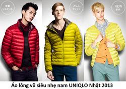 Ảnh số 8: Áo lông vũ nam UNIQLO 2013 - Giá: 1.450.000
