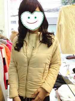 Ảnh số 92: áo phao cổ trụ - Giá: 430.000