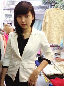 Ảnh số 8: áo vest lửng - Giá: 270.000