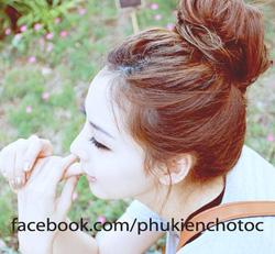 Ảnh số 85: Búi tóc Hàn Quốc - Giá: 15.000