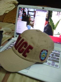 Ảnh số 38: mũ police - Giá: 180.000